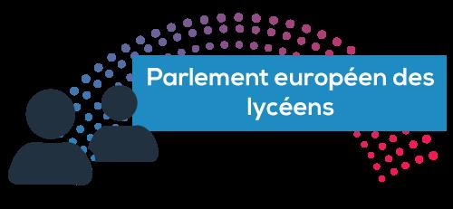 Logo of Parlement européen des lycéens